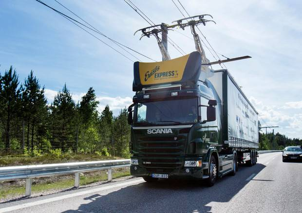 La BreBeMi diventerà la prima autostrada elettrificata italiana