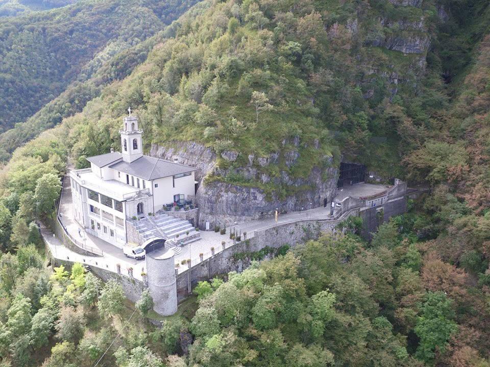 Santuario Cornabusa