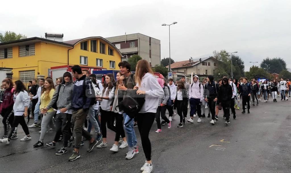Camminata per Luigi Zanoletti