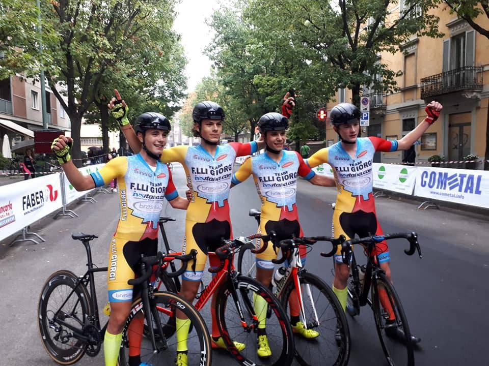 Campionati Italiani cronosquadre 2018