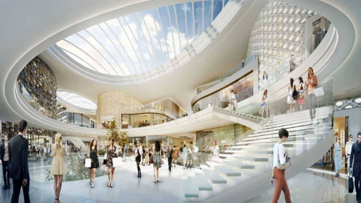 centro commerciale generica