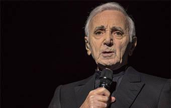 È morto Charles Aznavour, pilastro della musica francese