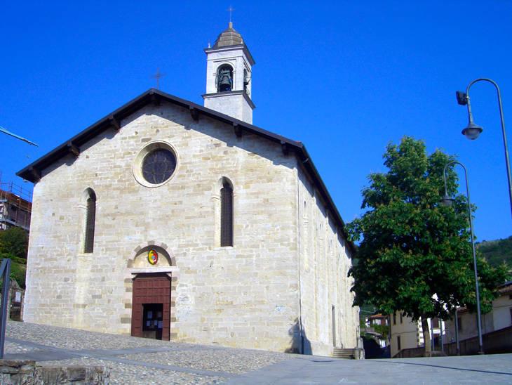 chiesa di ponteranica