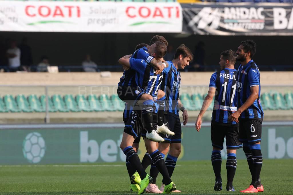 Chievo-Atalanta 1-5
