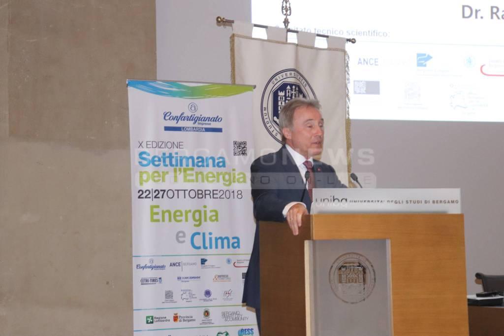 Chiusura Settimana per l'Energia 2018