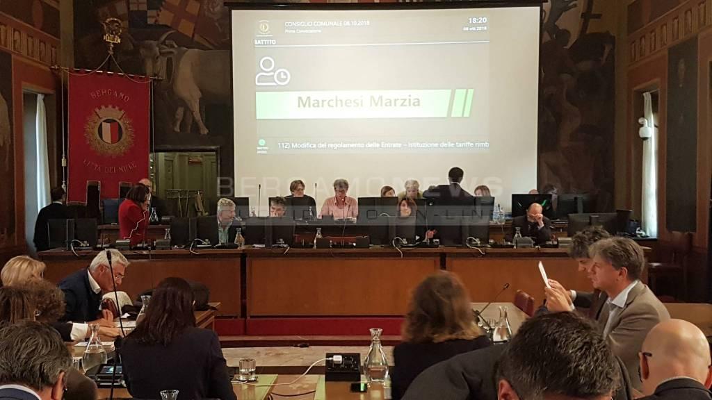 Consiglio Comunale Bergamo - 8 ottobre 2018