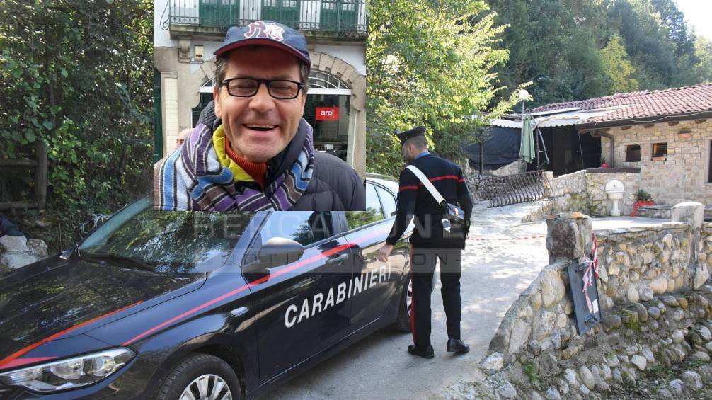 Cosimo Errico prof ucciso