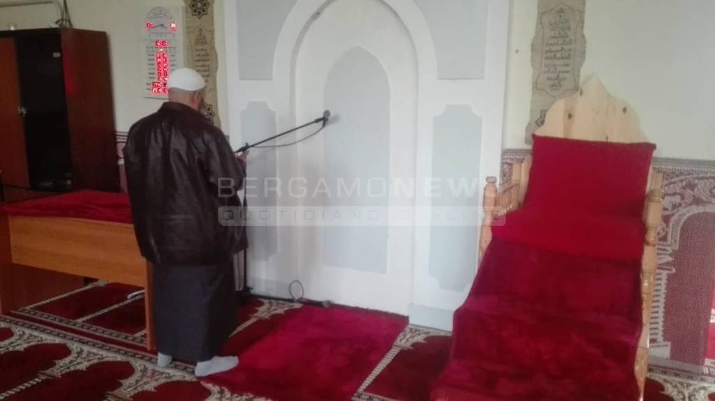 Ecco dove prega l'Associazione Musulmani di Bergamo