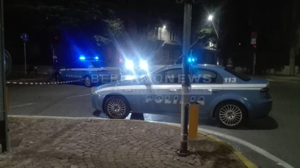 Il grave incidente in via Pitentino
