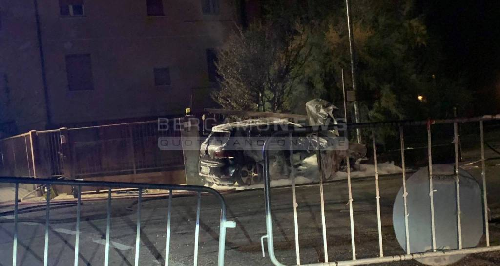 Incidente Palazzago