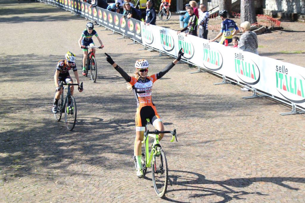 Lucia Bramati - Giro d'Italia Ciclocross