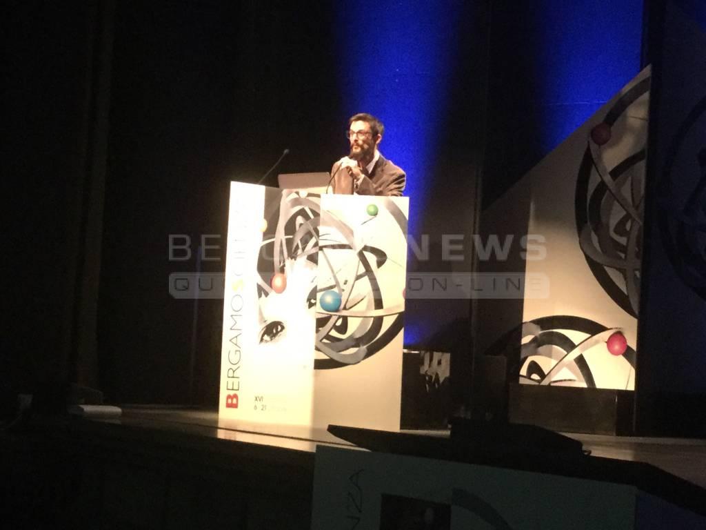 Matthew Wayne Johnson - BergamoScienza 2018