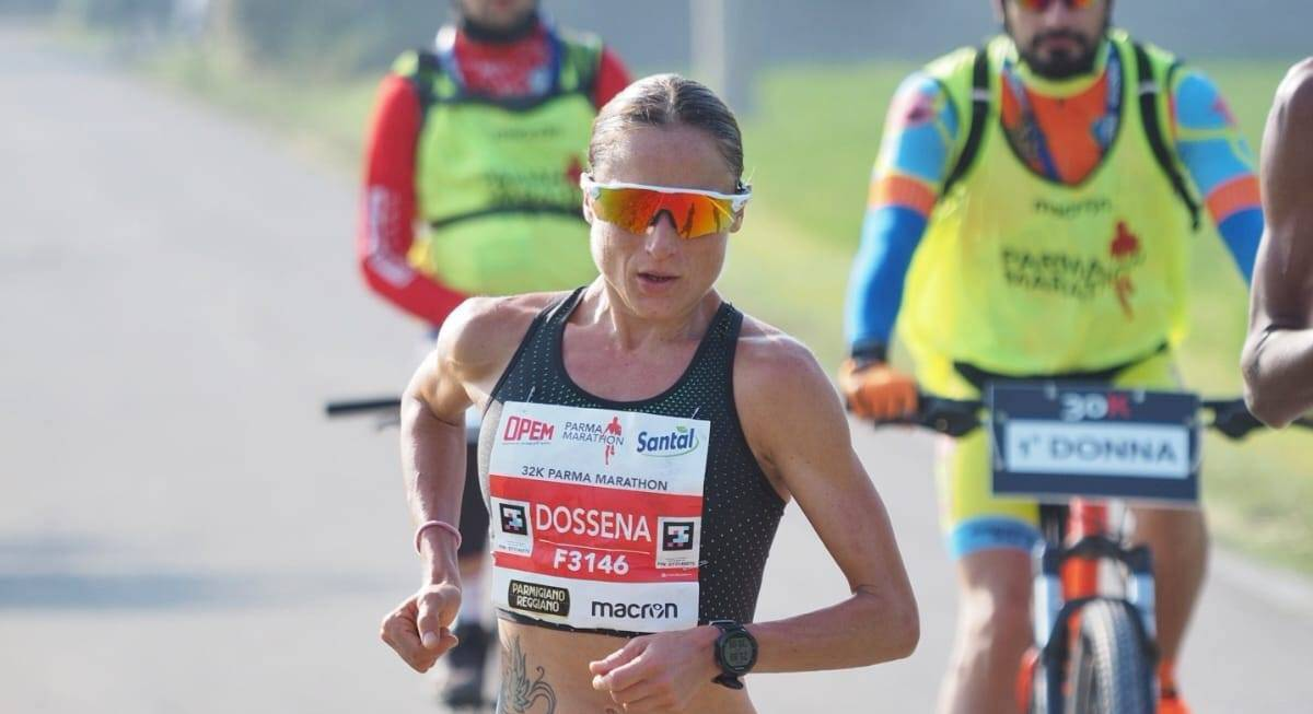 Sara Dossena - Parma Marathon