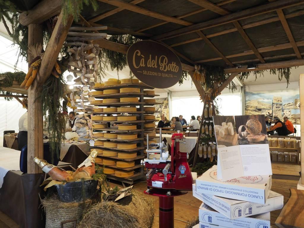 Un week-end con il villaggio della polenta taragna orobica