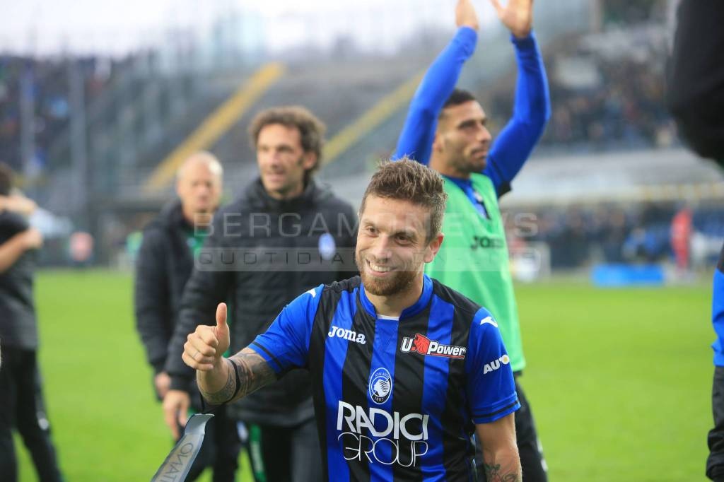 Atalanta-Inter, il film del match