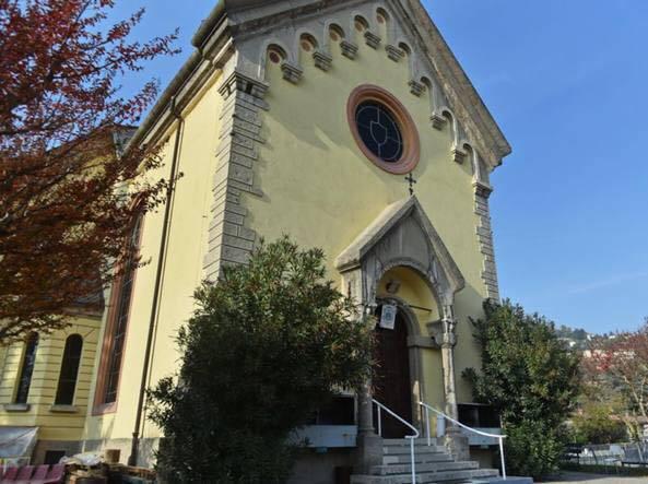 chiesa ex Riuniti