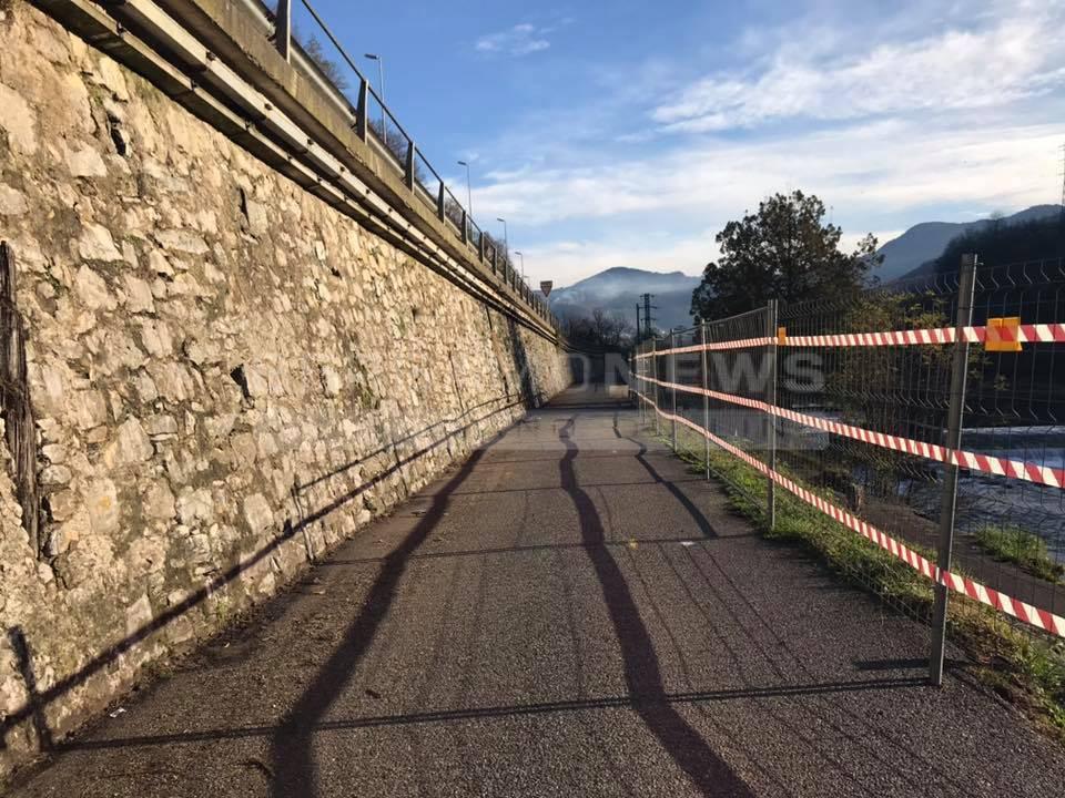 nuova ciclovia Valbrembana