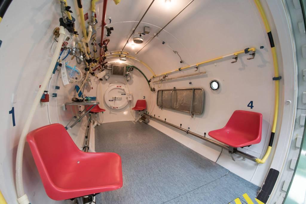 camera iperbarica habilita