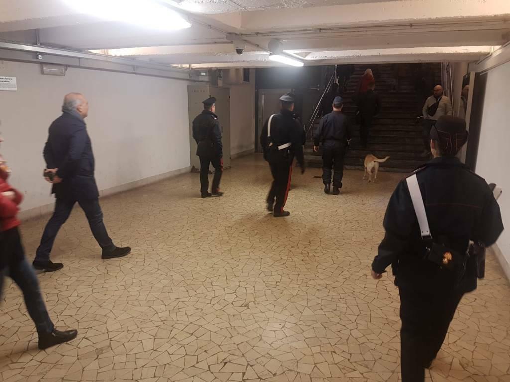 carabinieri cani stazioni