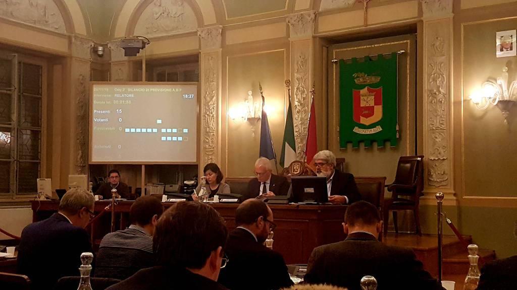 Consiglio Provinciale - 28 novembre 2018