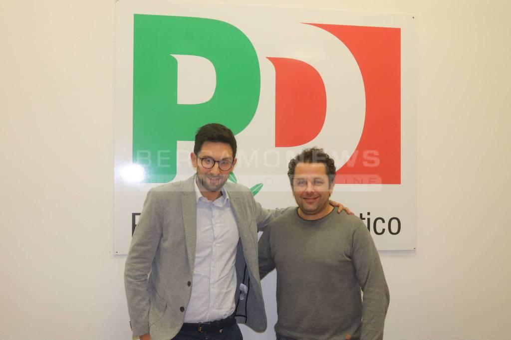 Davide Casati e Gabriele Riva