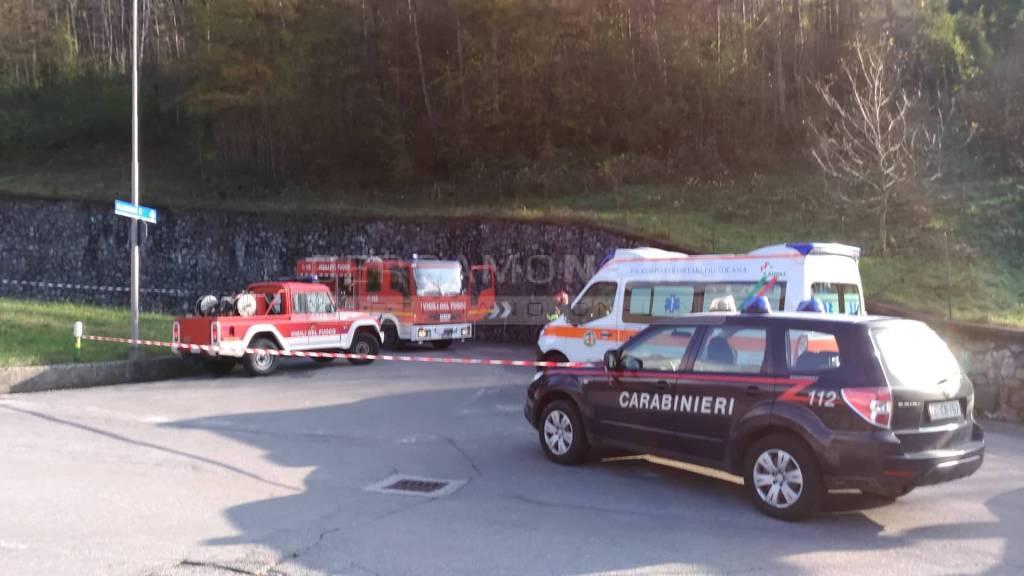 Incidente mortale a Piario