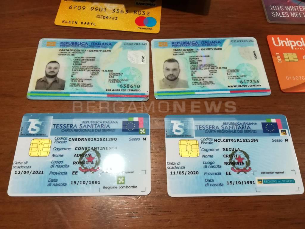Inviavano il proprio Iban a chi doveva soldi ad aziende: arrestati due giovani