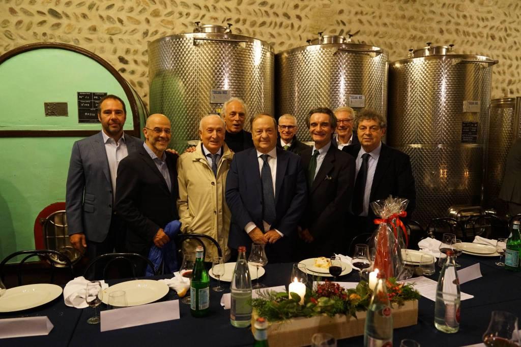 L'Accademia dello Sport incontra Attilio Fontana