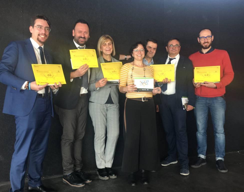 Legambiente premia il Comune di Bergamo