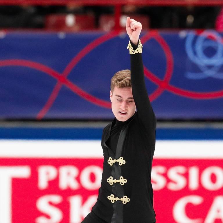 Matteo Rizzo - NHK Trophy