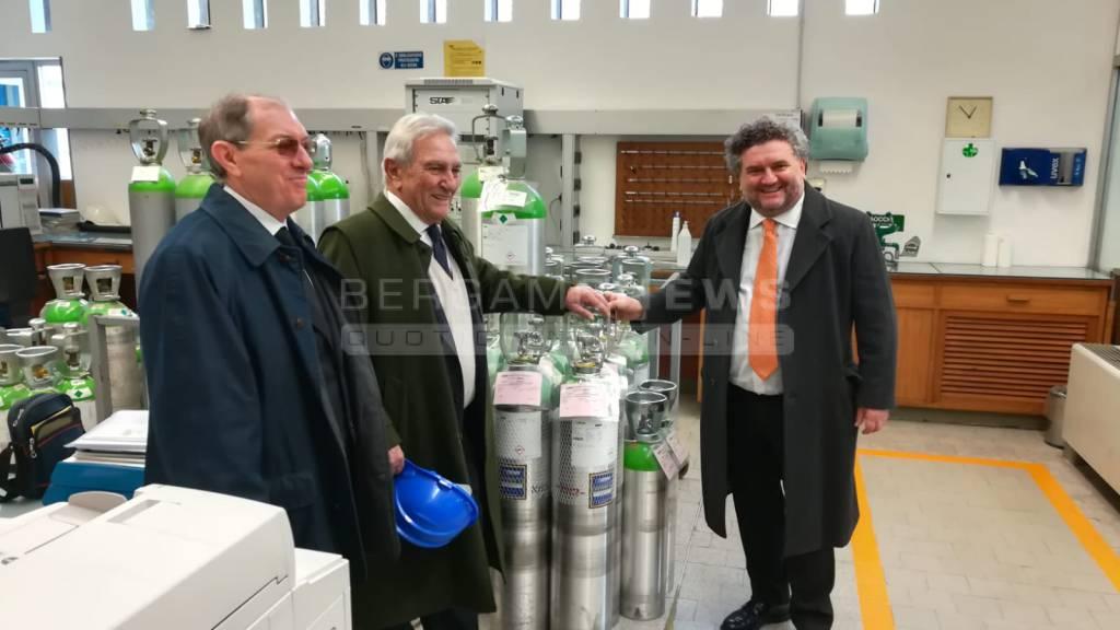 Nuovo laboratorio Siad a Osio Sopra