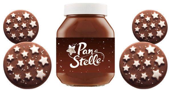 Sfida alla Nutella: arriva la crema di Pan di Stelle