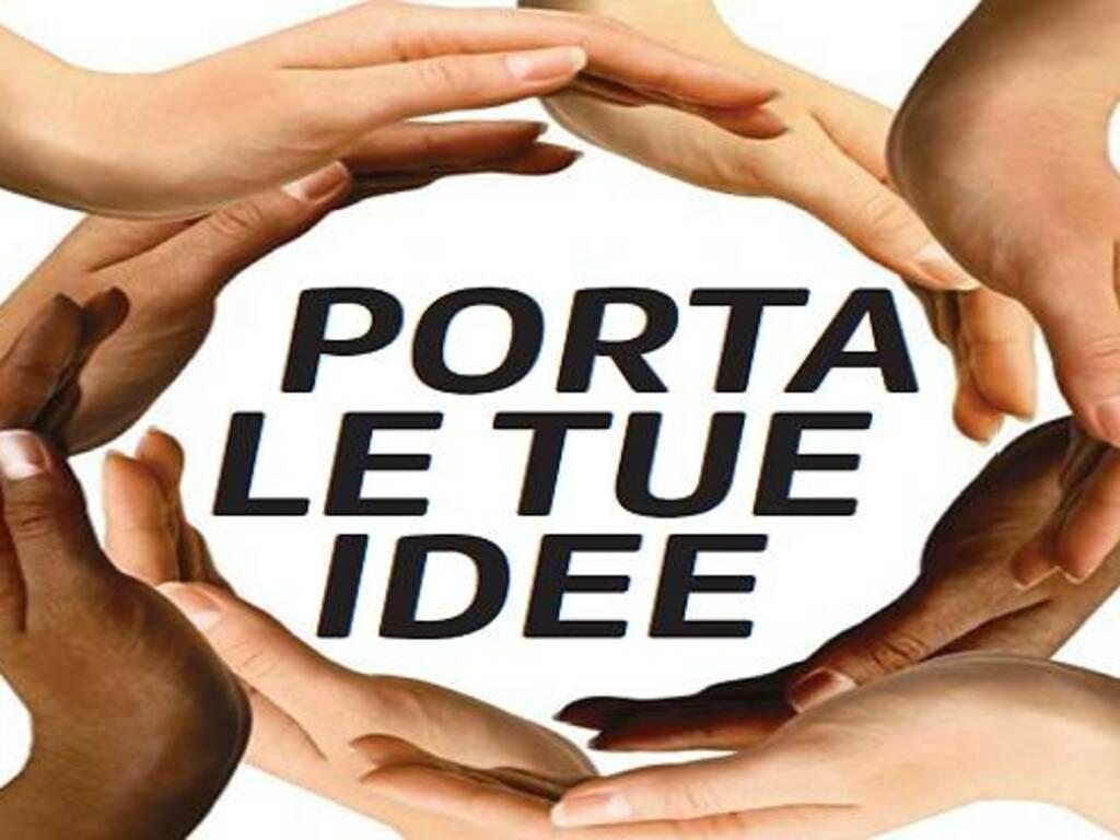 porta le tue idee