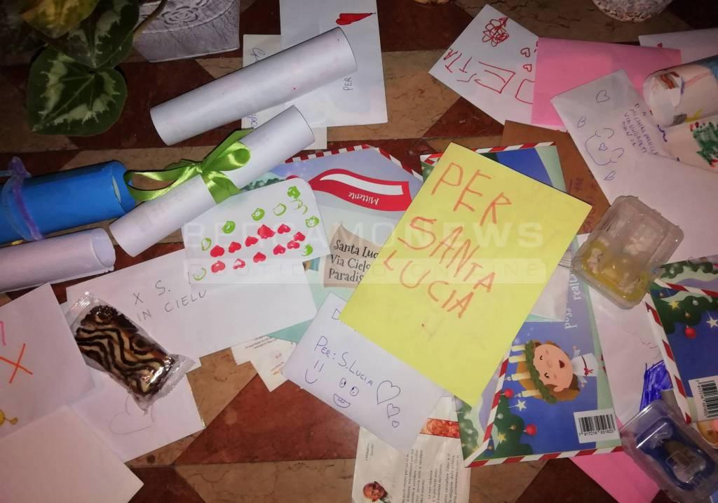 Prime lettere a Santa Lucia
