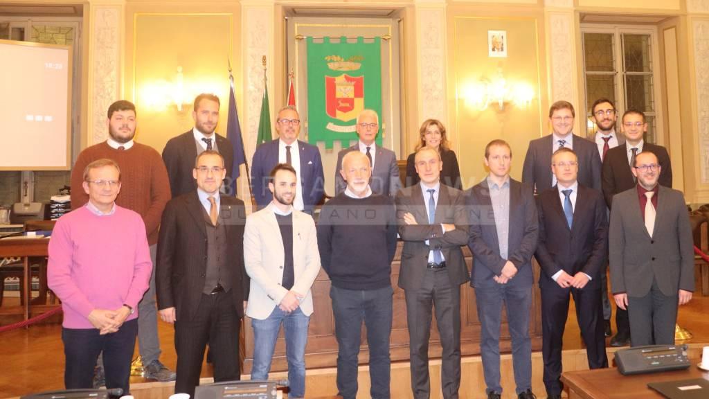 Provincia, tutti i nomi e le deleghe della squadra Gafforelli