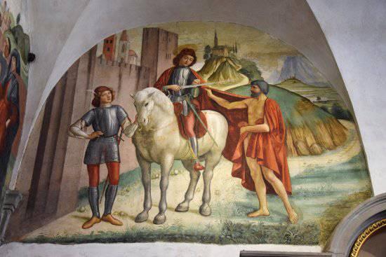 Giorno Di San Martino Calendario.L Estate Di San Martino Chi Era E Perche Il Tempo Si Scalda