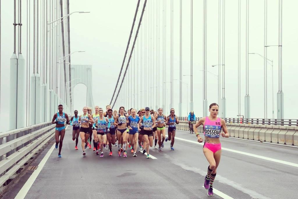 Sara Dossena- Maratona New York