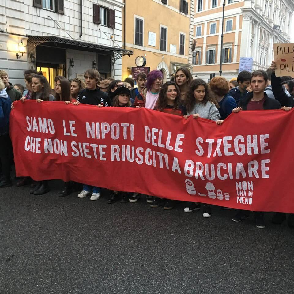 Violenza donne Roma