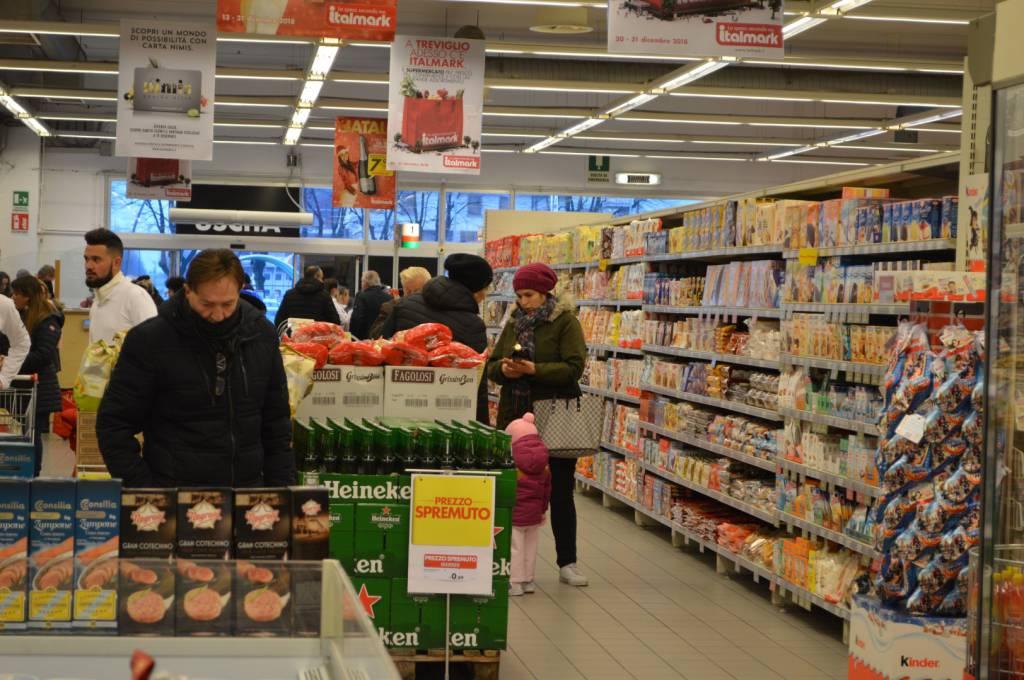 A Treviglio inaugurato il nuovo supermercato Italmark