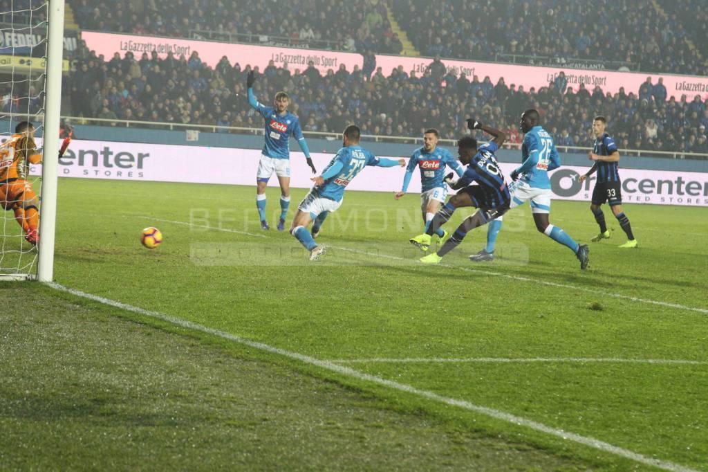 Atalanta-Napoli 1-2