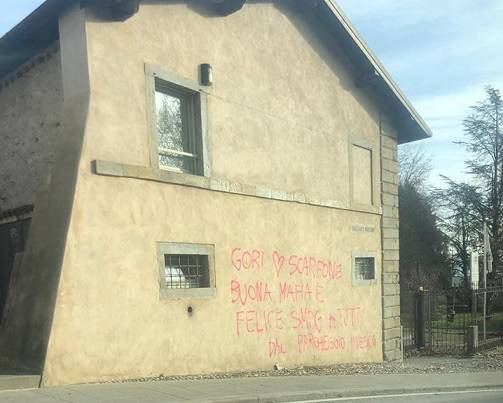 vandali Sant'Agostino