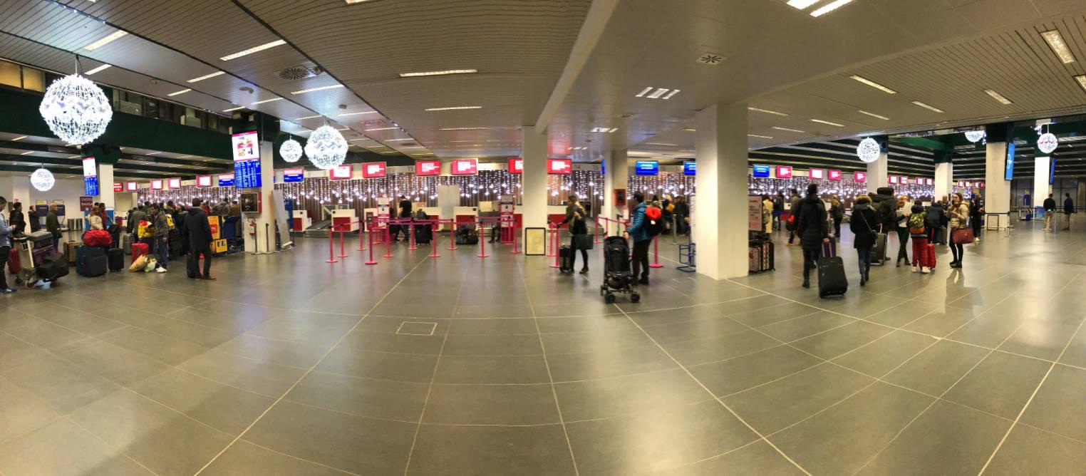 check in nuovo aeroporto orio
