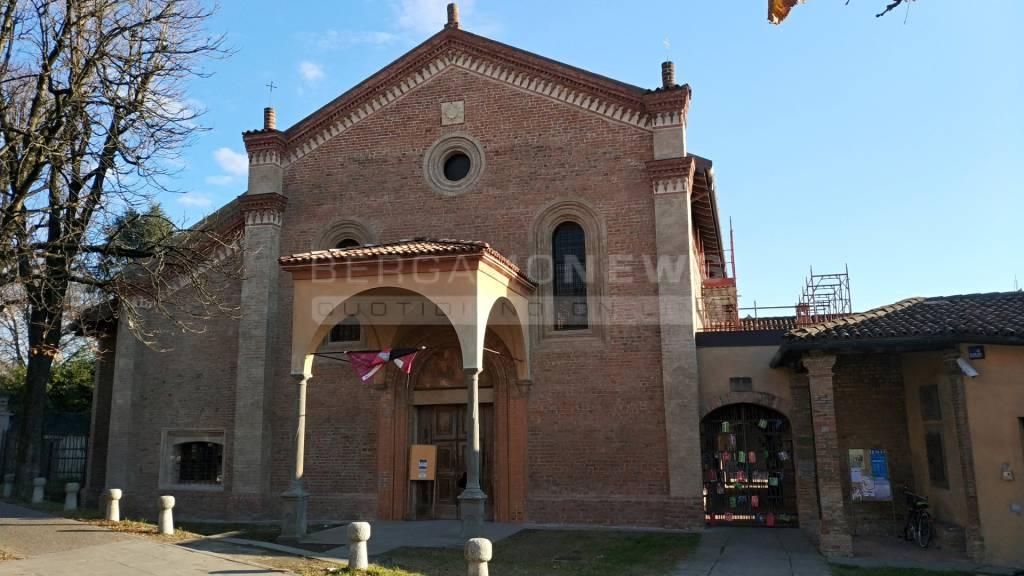 chiesa san bernardino caravaggio