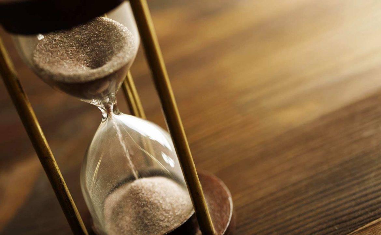 clessidra tempo determinato