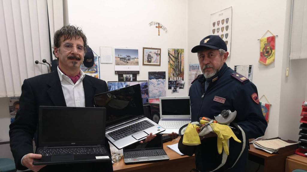 Furti di notte nelle scuole: individuata banda di ladri a Treviglio