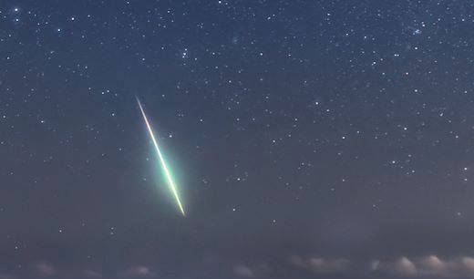 Stella Cadente Di Natale.Arrivano Le Stelle Cadenti D Inverno E La Cometa Di Natale