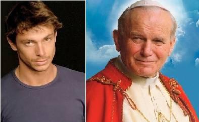 Giorgio Pasotti ricorda Giovanni Paolo II