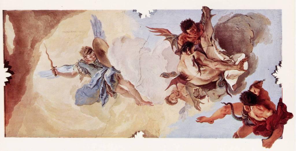 Gli angeli nell'arte