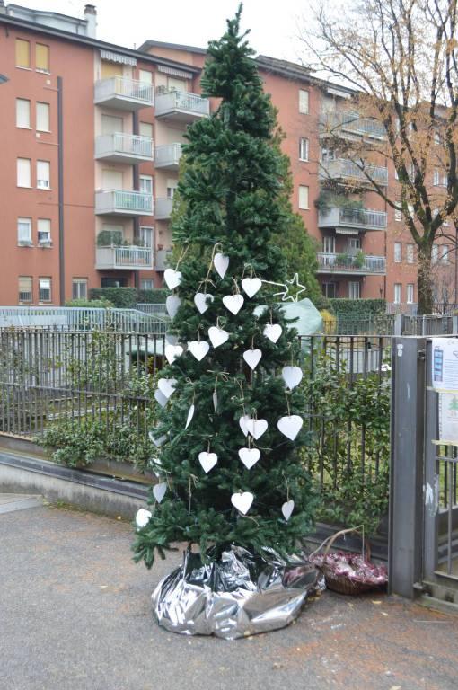 """L'""""albero dei desideri"""" a Conca Fiorita"""