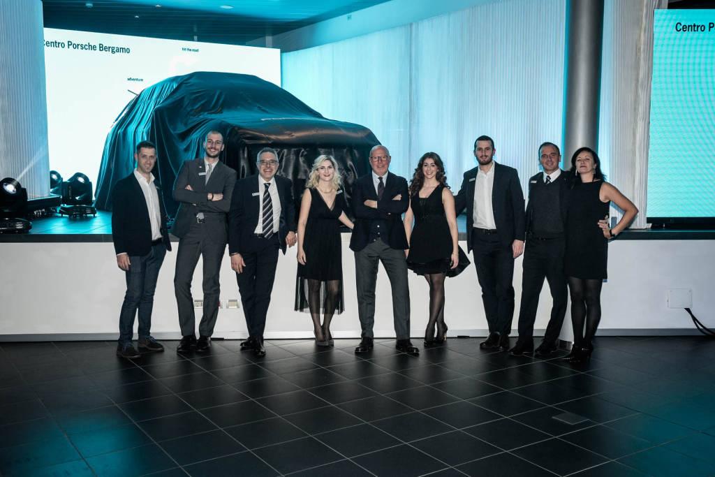La nuova Porsche Macan